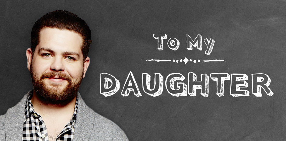 Jack Osbourne tells his daughter about his relapsing-remitting MS