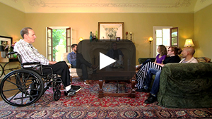 Jack Osbourne in the Many Symptoms Webisode